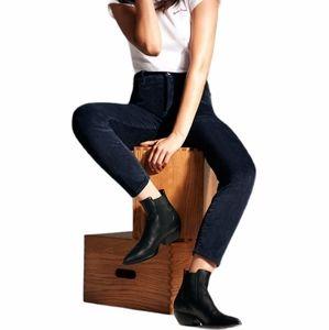 Aritzia Denim Forum Corduroy Yoko High Rise Slim